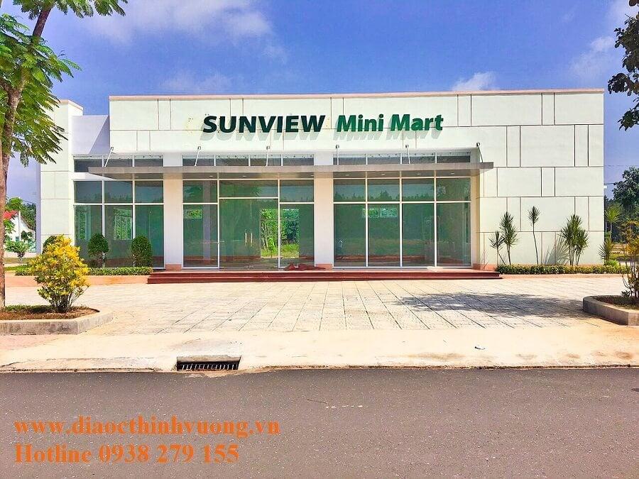 Siêu thị Mini bên trong dự án Sunview Central