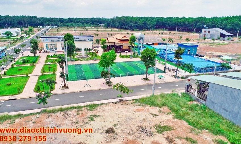 Dự án đất nền Sunview Central