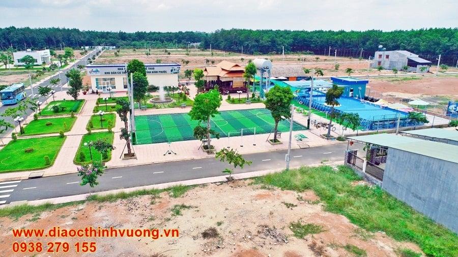 Mở bán dự án Sunview Central Bình Phước 1