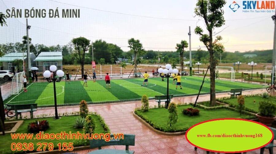 Sân bóng đá mini bên trong Sunview Central