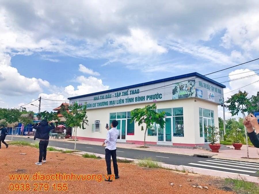 Mở bán dự án Sunview Central Bình Phước 4