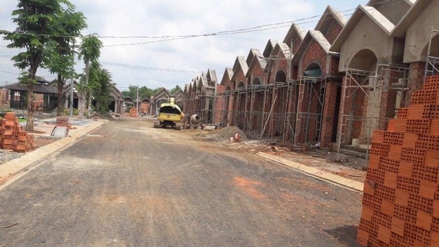 Khu nhà ở xã hội và tái định cư Tiến Hưng - TP Đồng Xoài