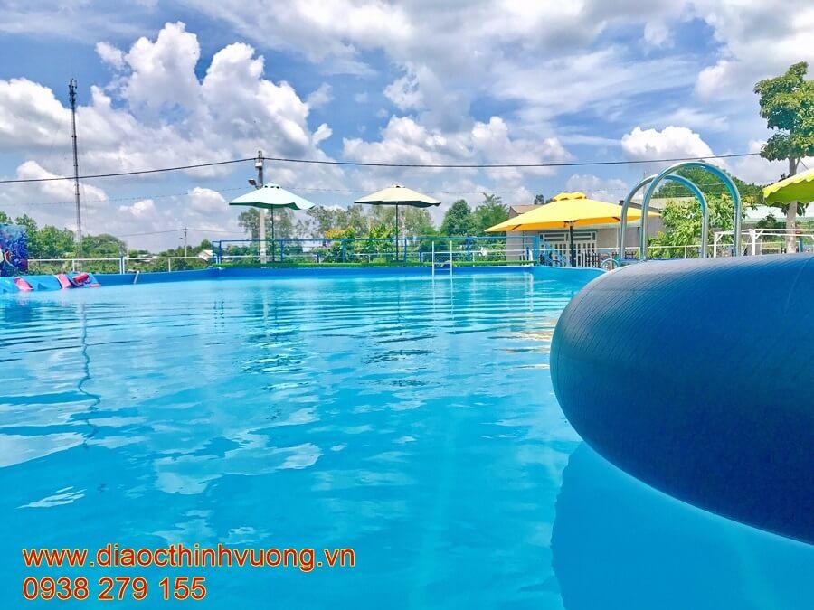 Hồ bơi cho bé và người lớn tại Sunview Central