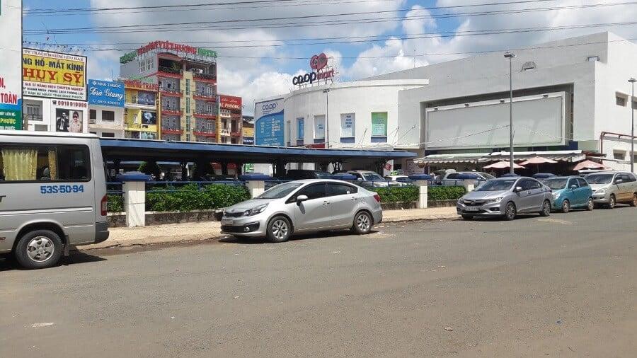 Siêu thị Co.op Mart Đồng Xoài