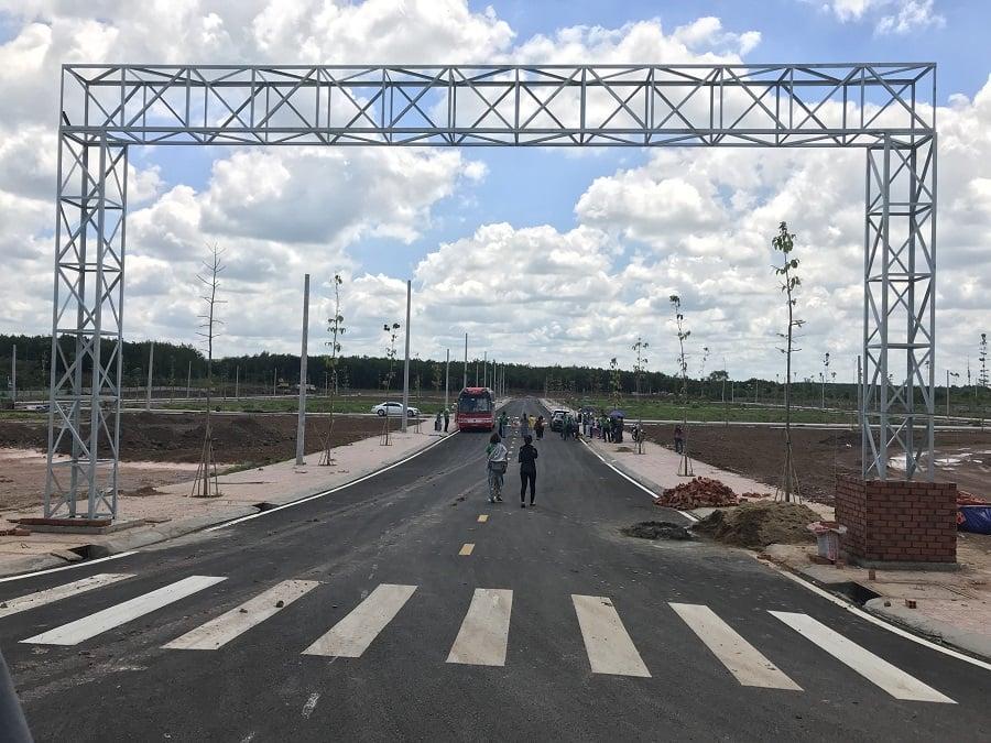 Các dự án đất nền ở Trung tâm Tỉnh Bình Phước có giá ra sao? 6