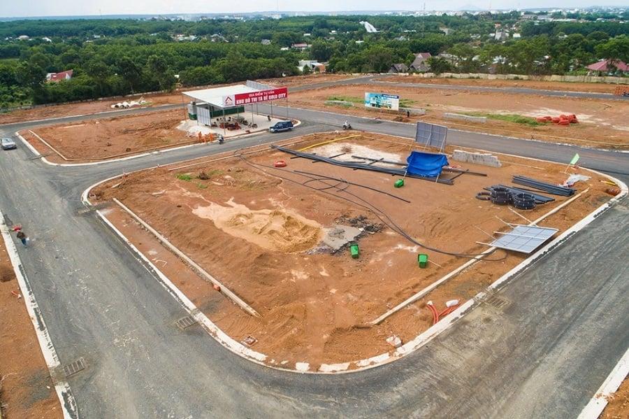 Các dự án đất nền ở Trung tâm Tỉnh Bình Phước có giá ra sao? 9