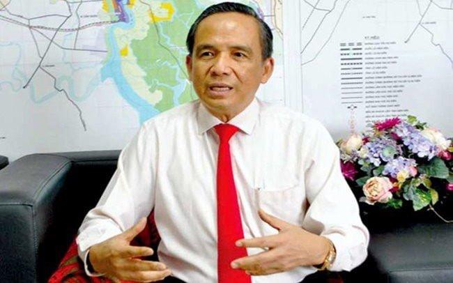Ông Lê Hoàng Châu - Chủ tịch hiệp hội BĐS Tp. Hồ Chí Minh