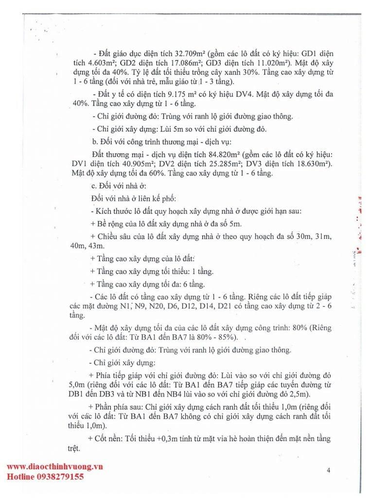 Pháp lý Khu đô thị Bàu Bàng và những vấn đề liên quan 2