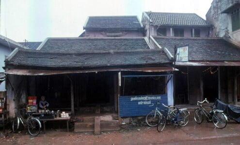 Shophouse tại Huế, Việt Nam năm 1992