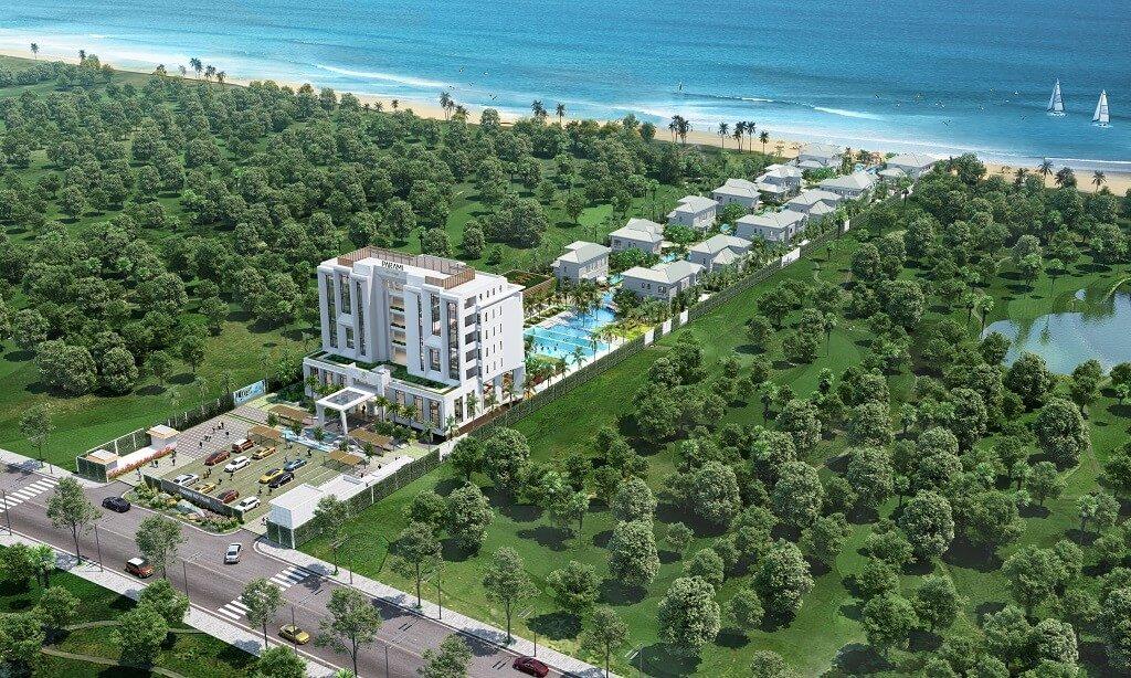 Dự án bất động sản nghỉ dưỡng Parami Resort Hồ Tràm, Bà Rịa - Vũng Tàu
