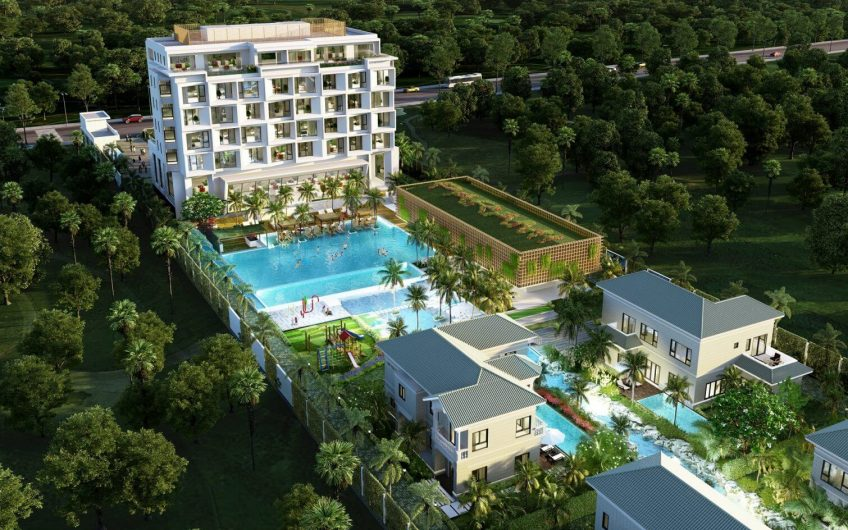 Dự án nghỉ dưỡng Parami Resort Hồ Tràm
