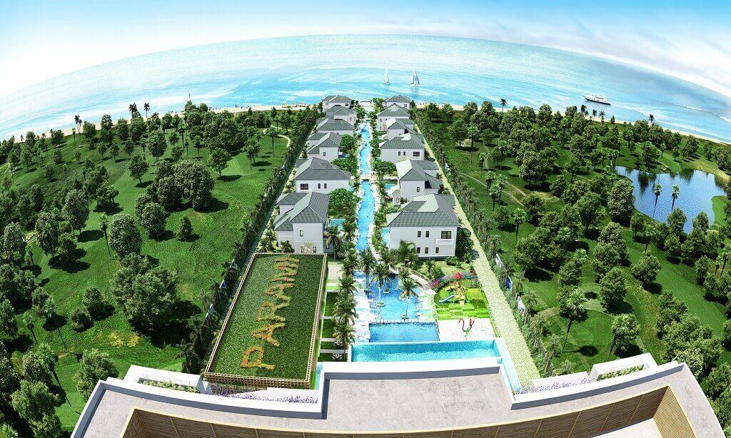 Dự án Parami Resort Hồ Tràm