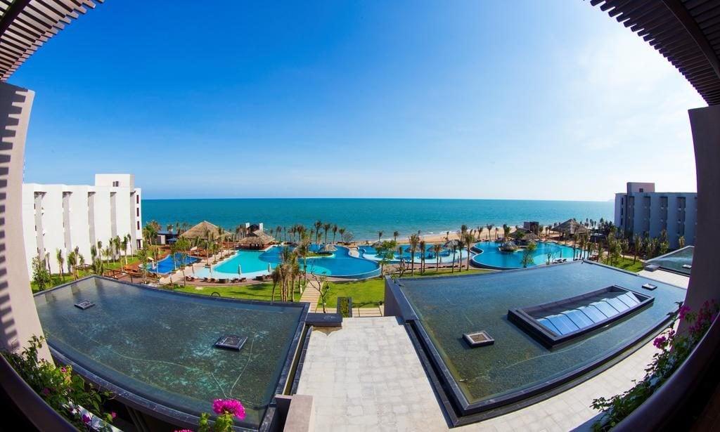 Giá cho thuê các Resort tại Hồ Tràm 2