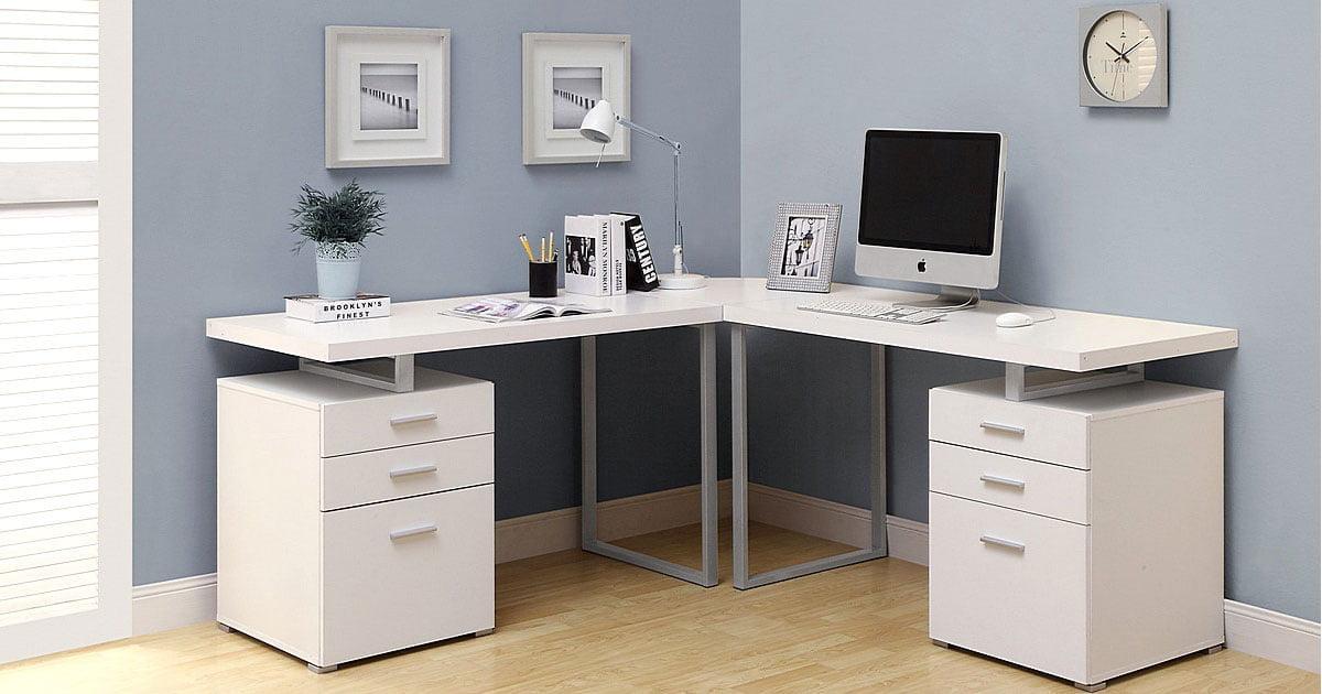 #37 ý tưởng thiết kế bàn để máy tính khiến bạn mê mẩn