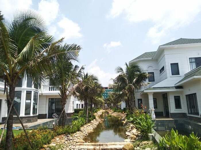 Khu biệt thự Parami Resort Hồ Tràm