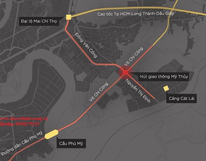 """Nút giao thông quan trọng ở khu đông Sài Gòn sẽ được """"giải thoát"""""""