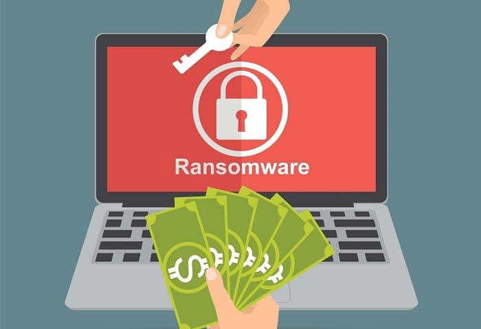 Ransomware thường tấn công mã hóa tài nguyên máy tính để tống tiền