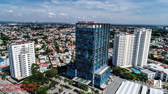 Tòa nhà Becamex Tower