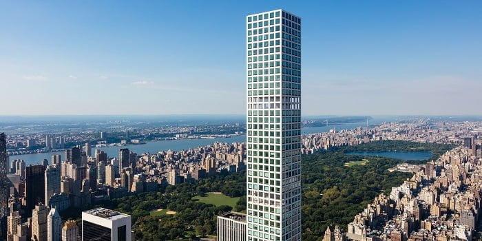 Căn hộ Penthouse cao nhất thế giới tại Manhattan, Mỹ