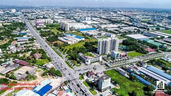 Khu đô thị - Công nghiệp VSIP 1