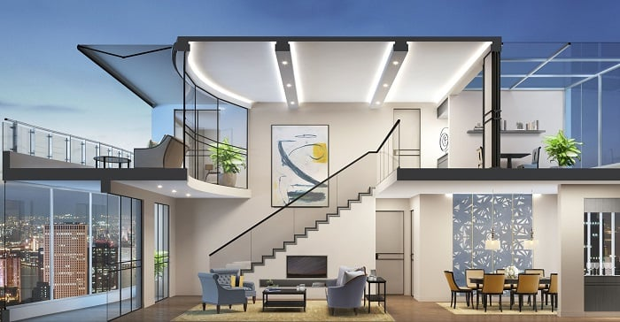 Khái niệm căn hộ Penthouse là gì?