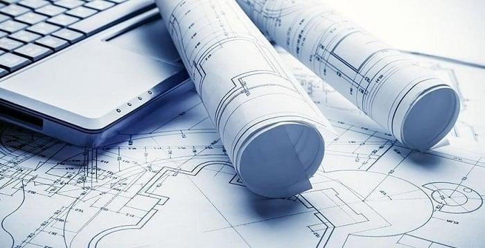 Bản vẽ quy hoạch dự án 1/500 được thực hiện trên khổ giấy A3