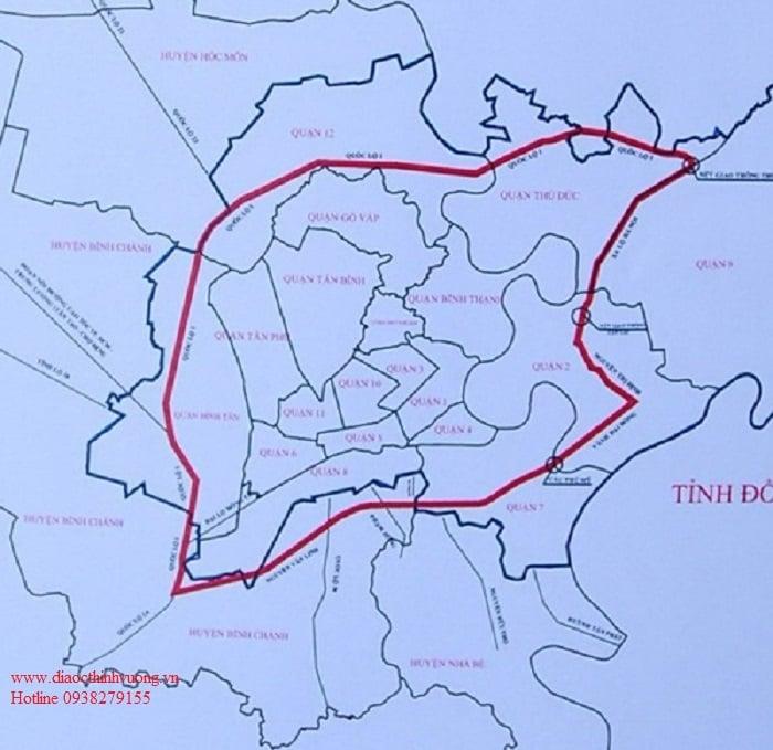 Đường Vành Đai 1 TP Hồ Chí Minh
