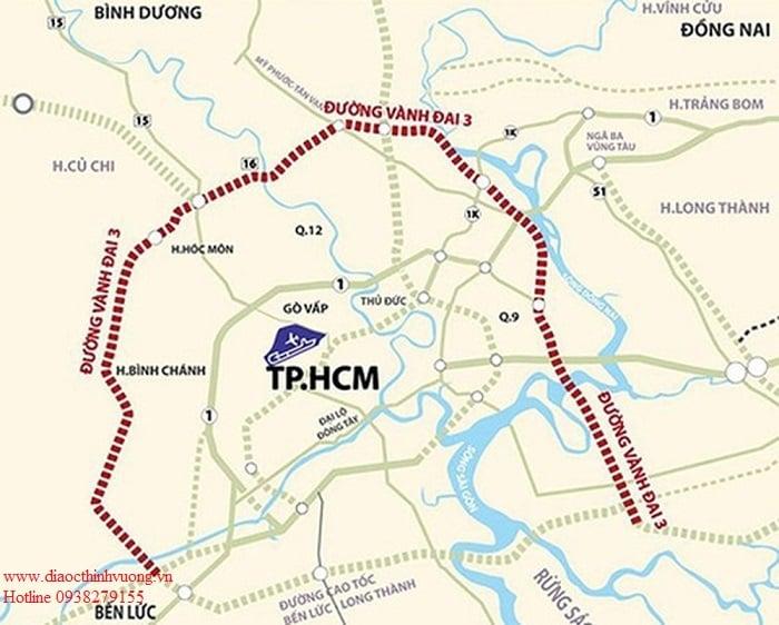 Đường Vành Đai 3 TP Hồ Chí Minh