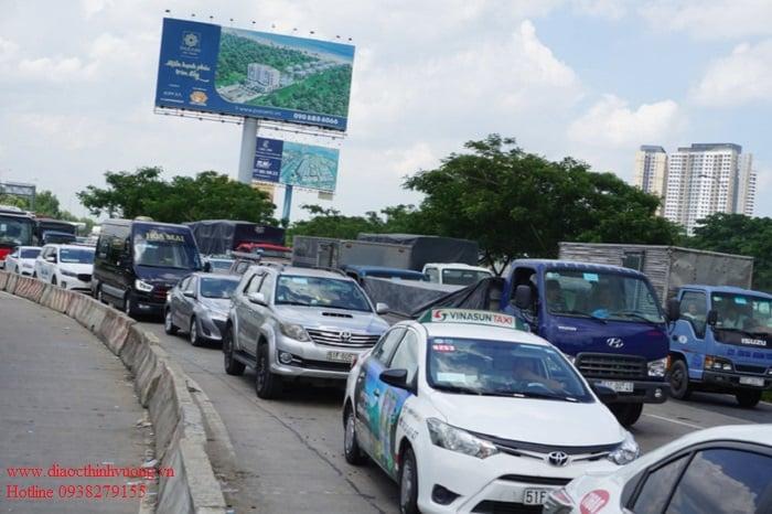 Điểm nóng nút giao thông An Phú