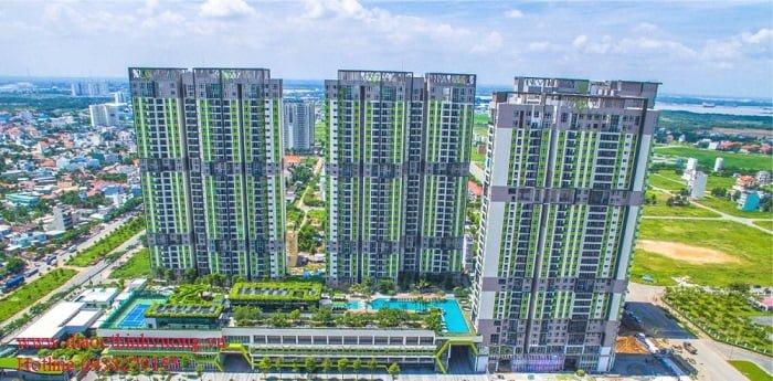 Dự án căn hộ cao cấp Vista Verde có sự tham gia thiết kế của Ong and Ong