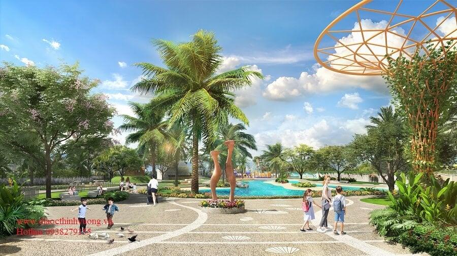 Công viên dự án Verosa Park