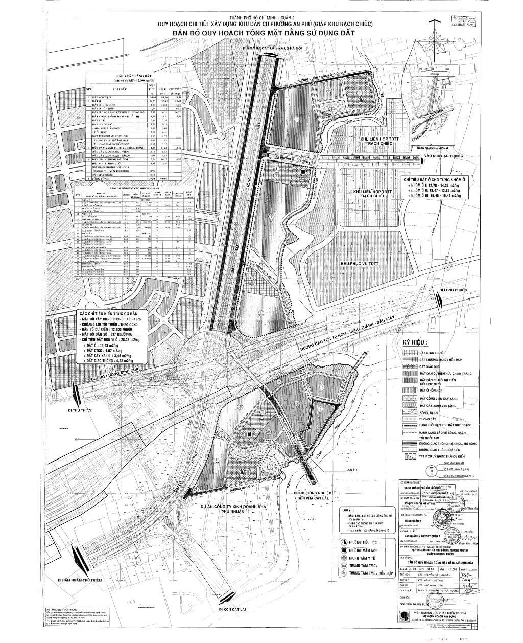 Bản đồ Quận 2 | Tổng hợp các loại 9