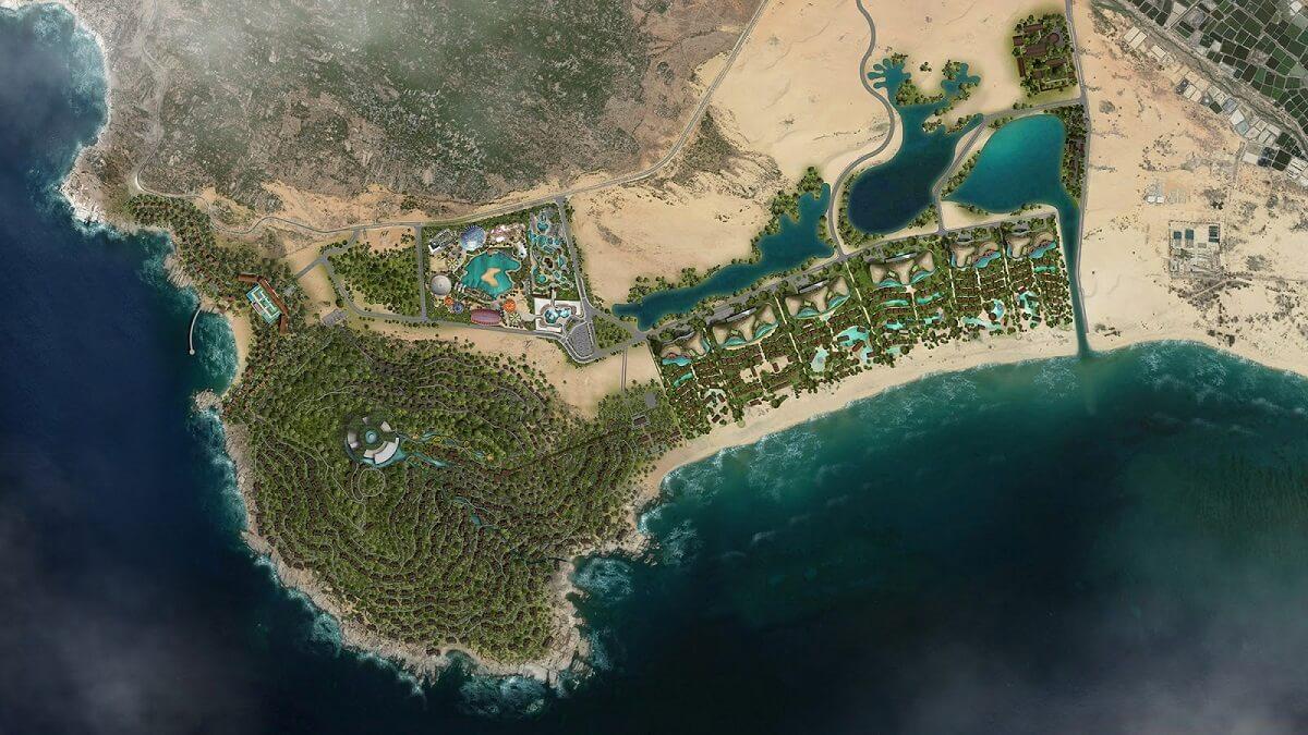 Các dự án Crystal Bay tại Ninh Thuận