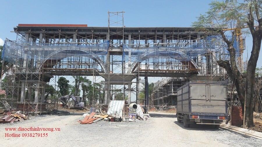 Tiến độ dự án Verosa Park