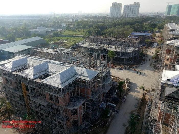 Tiến độ dự án Verosa Park mới nhất tháng 10-2019