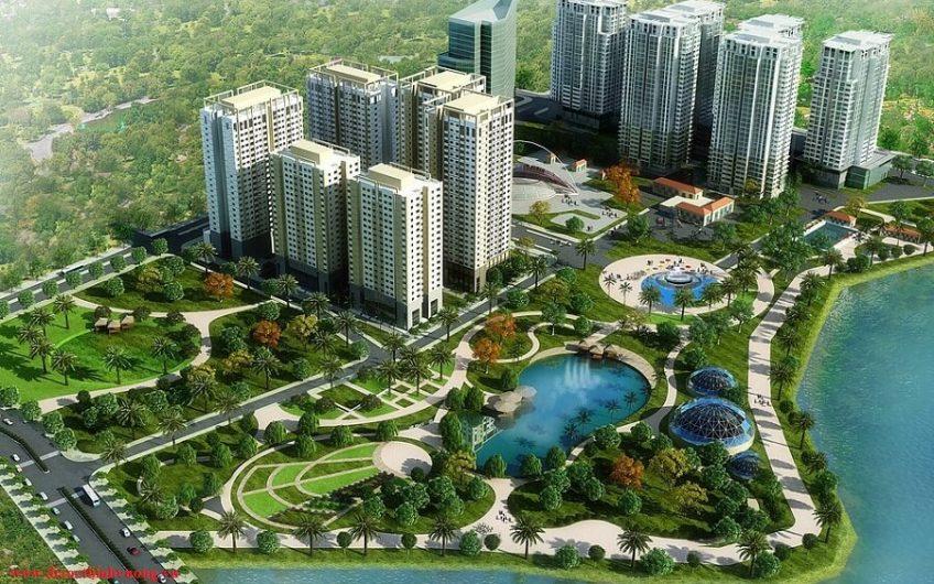 Tổng thể dự án căn hộ Topaz City