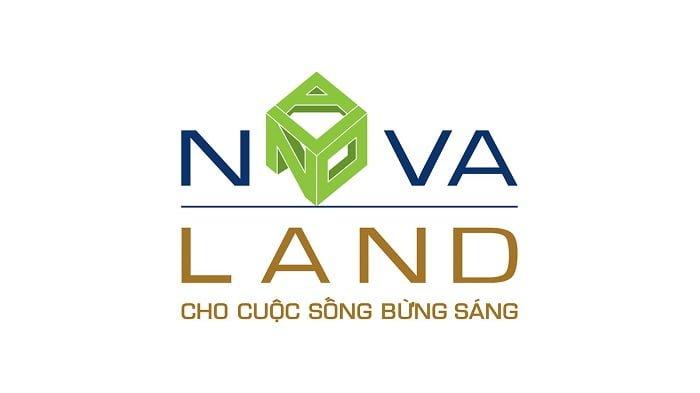 Logo của tập đoàn Novaland