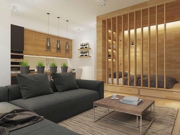 Tuy nhiên, diện tích nhỏ cũng gây khó khăn cho việc bày trí đồ đạc nội thất