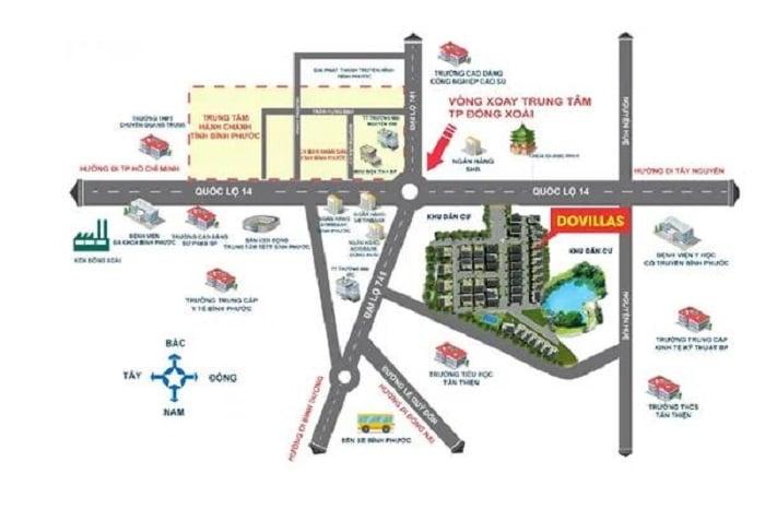 Lựa chọn vị trí đặc địa cho dự án Compound trên các tuyến đường chính