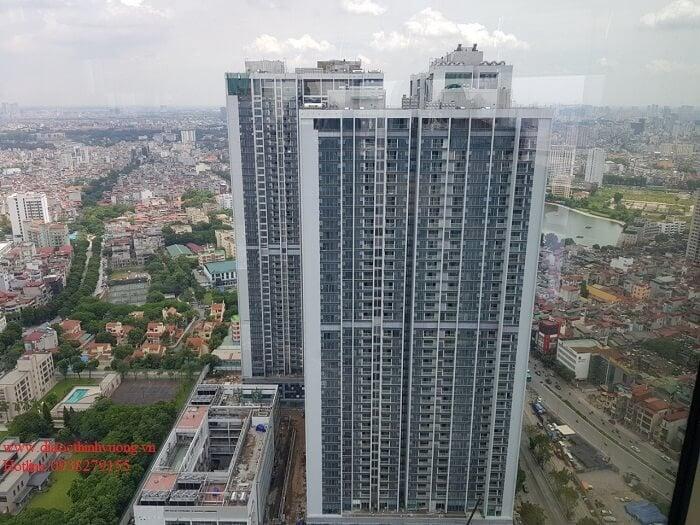 Điều kiện bàn giao căn hộ