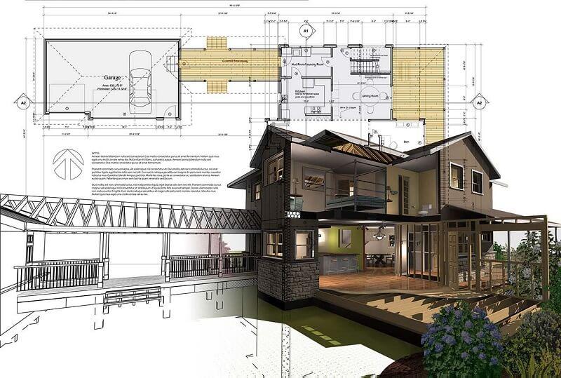 Những quy định khi xây dựng kiến trúc giúp chủ đầu tư tiết kiệm chi phí và thời gian