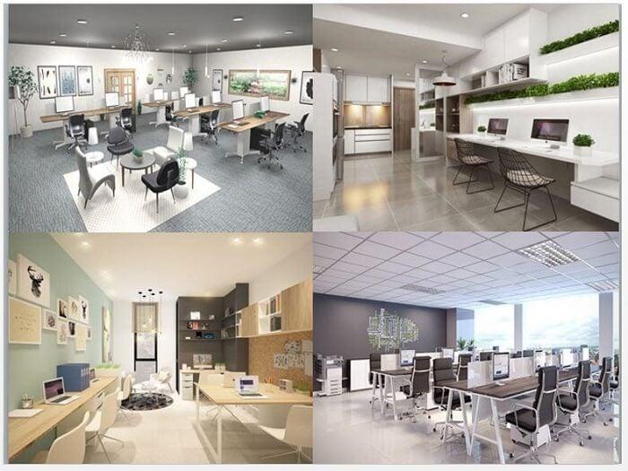 Căn hộ văn phòng dạng officetel là kênh đầu tư tiềm năng