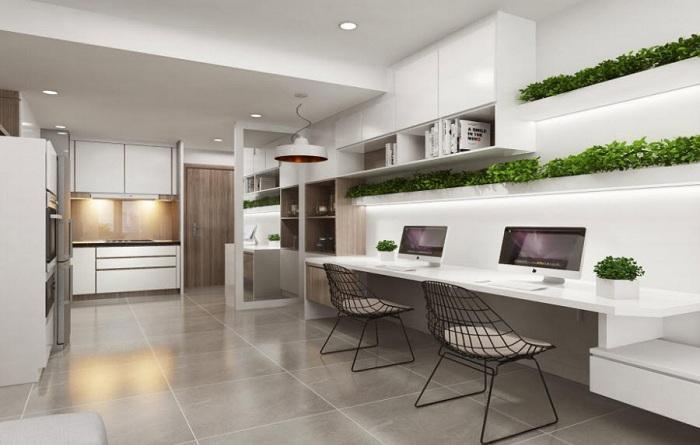 Officetel là xu hướng bất động sản mang tính toàn cầu
