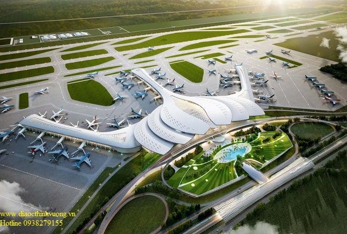 Tổng thể dự án Sân bay Long Thành