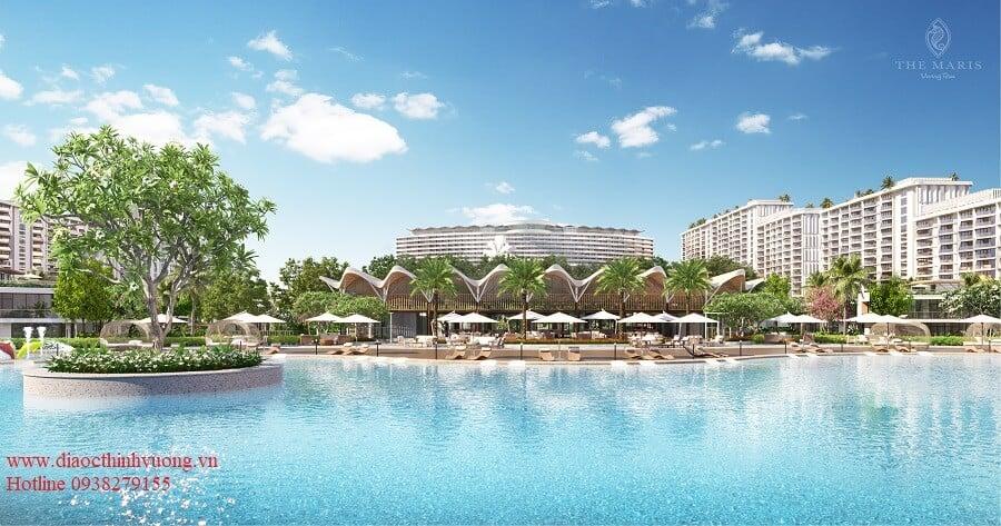 Dự án The Maris chuẩn Resort 5* đầu tiên tại Vũng Tàu