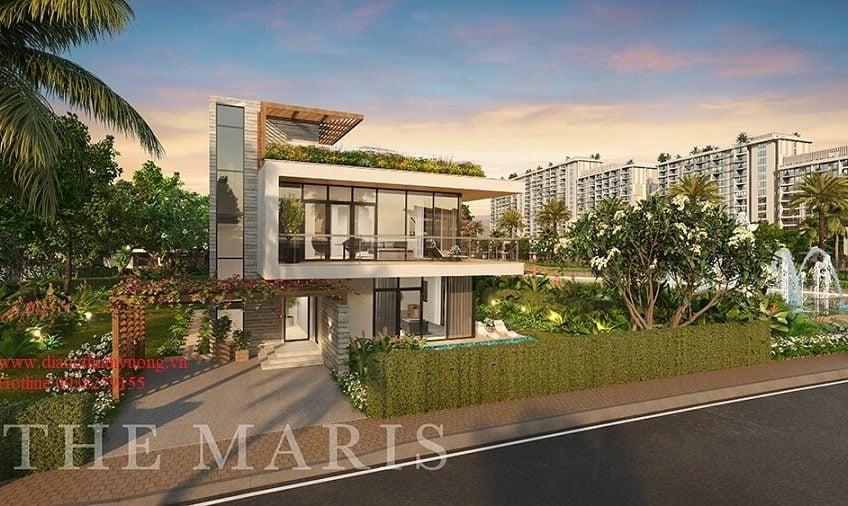 Thiết kế dự án The Maris Vũng Tàu