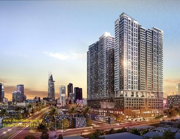 Dự án ngay trung tâm Quận 1 TP Hồ Chí Minh