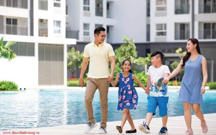 Không gian lý tưởng cho các gia đình trẻ tại TP Hồ Chí Minh