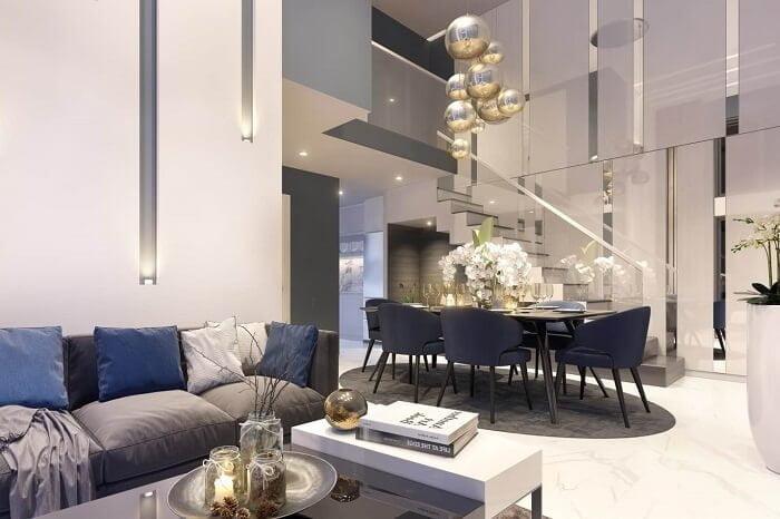 Duplex là gì? Là sự kết hợp hoàn hảo của thiết kế xây dựng và nghệ thuật bài trí