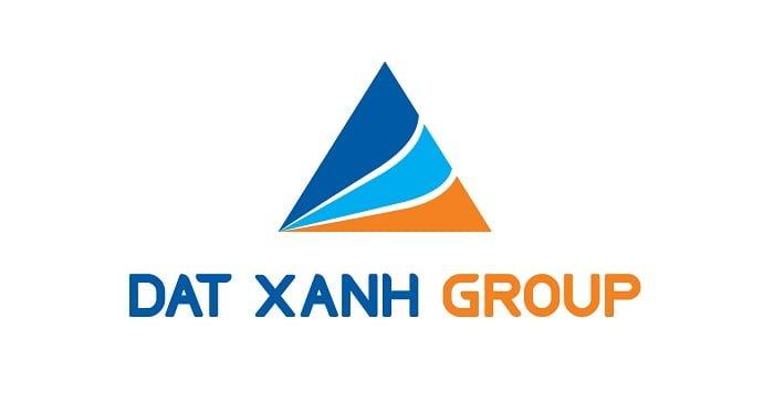 Logo Đất Xanh Group